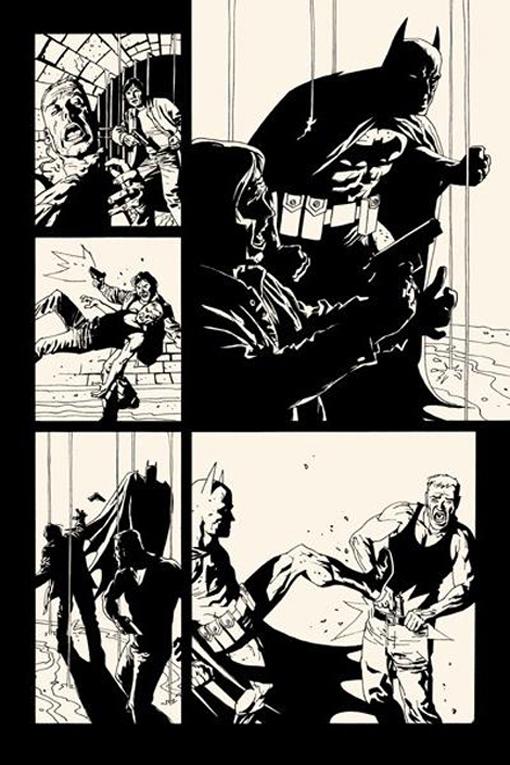 Batman-Dos Caras