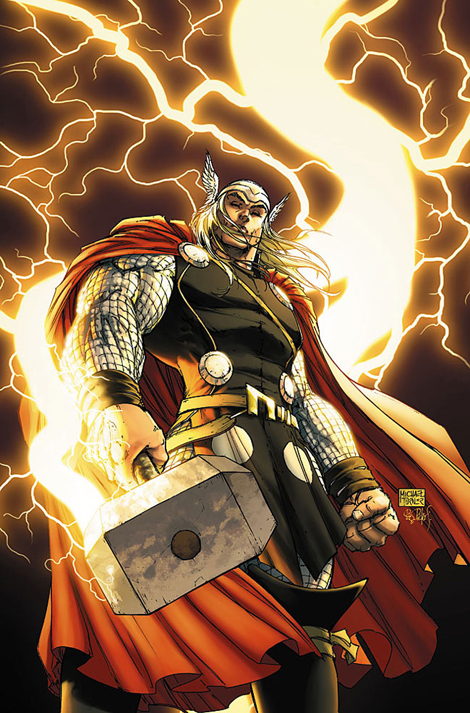 Thor Cover#1