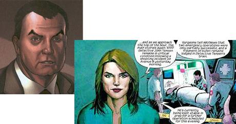 ZP y Letizia Ortiz en los comics gracias a Salvador Larroca