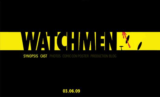 Watchmen Web