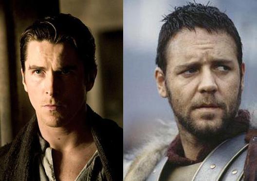 Bale y Crowe