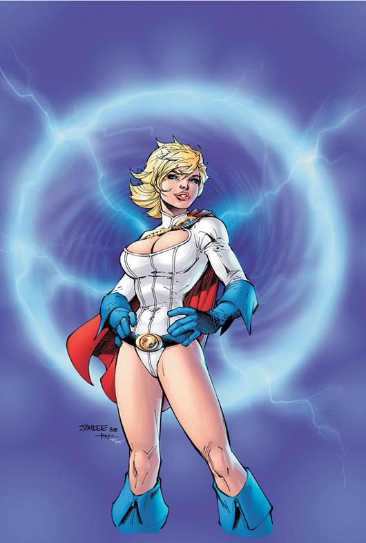 superheroinas sexys...