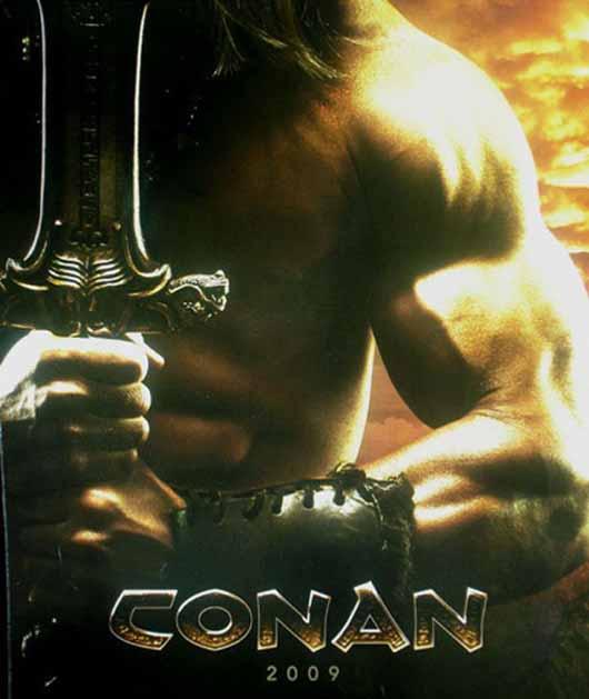 Poster Conán