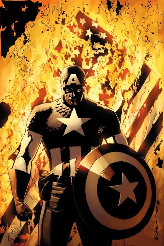 Película de El Capitán América