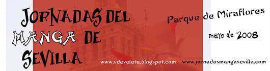 Jornadas de Manga en Sevilla