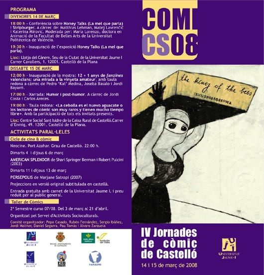 Jornadas de Cómic de Castellón