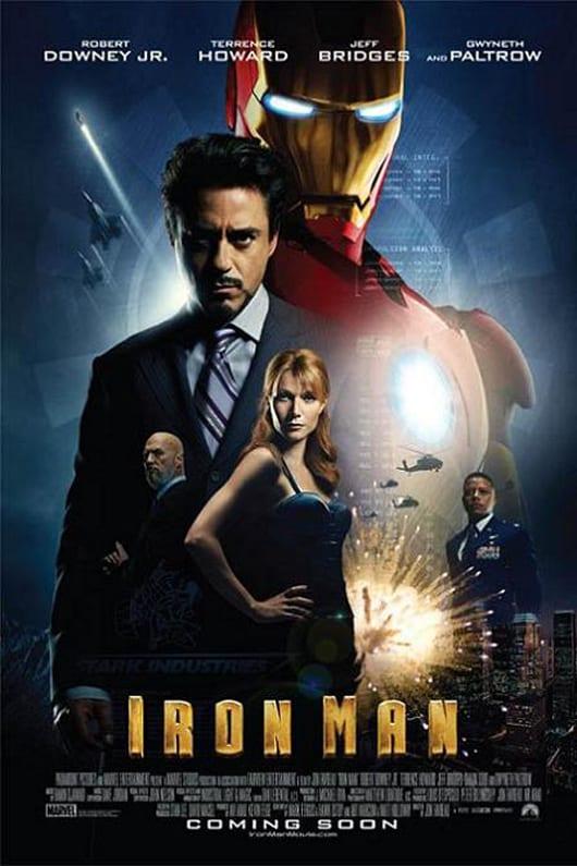 Poster USA Iron Man