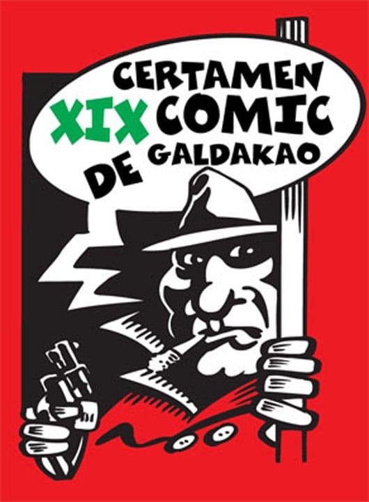 Certamen número 19 de Cómic de Galdakao