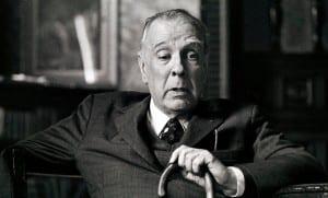 Foto de Jorge Luis Borges