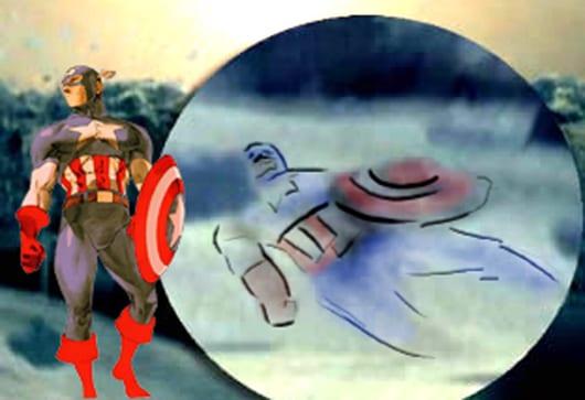 Cap y Hulk 2