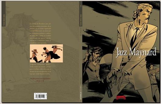 Jazz Maynard 3