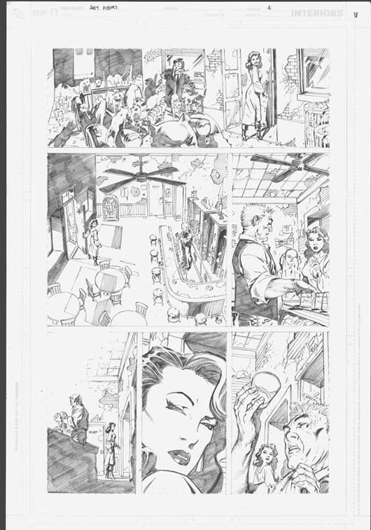 Batman de Gaiman