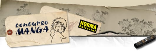 Cuarto COncurso Manga de Norma