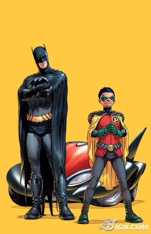 Batman y Robin #1 - Batman Renace Batman-robin-20090310030958573