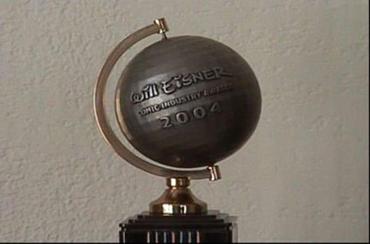 Premio Eisner 2004