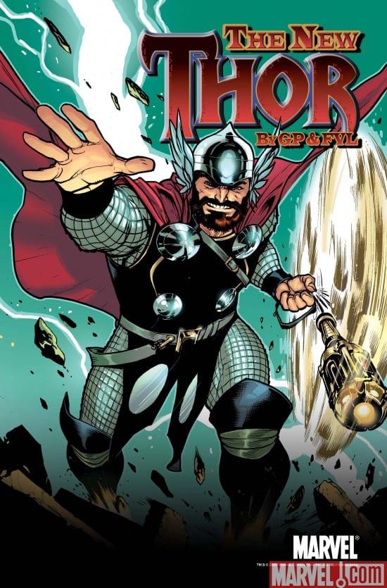 El nuevo Thor