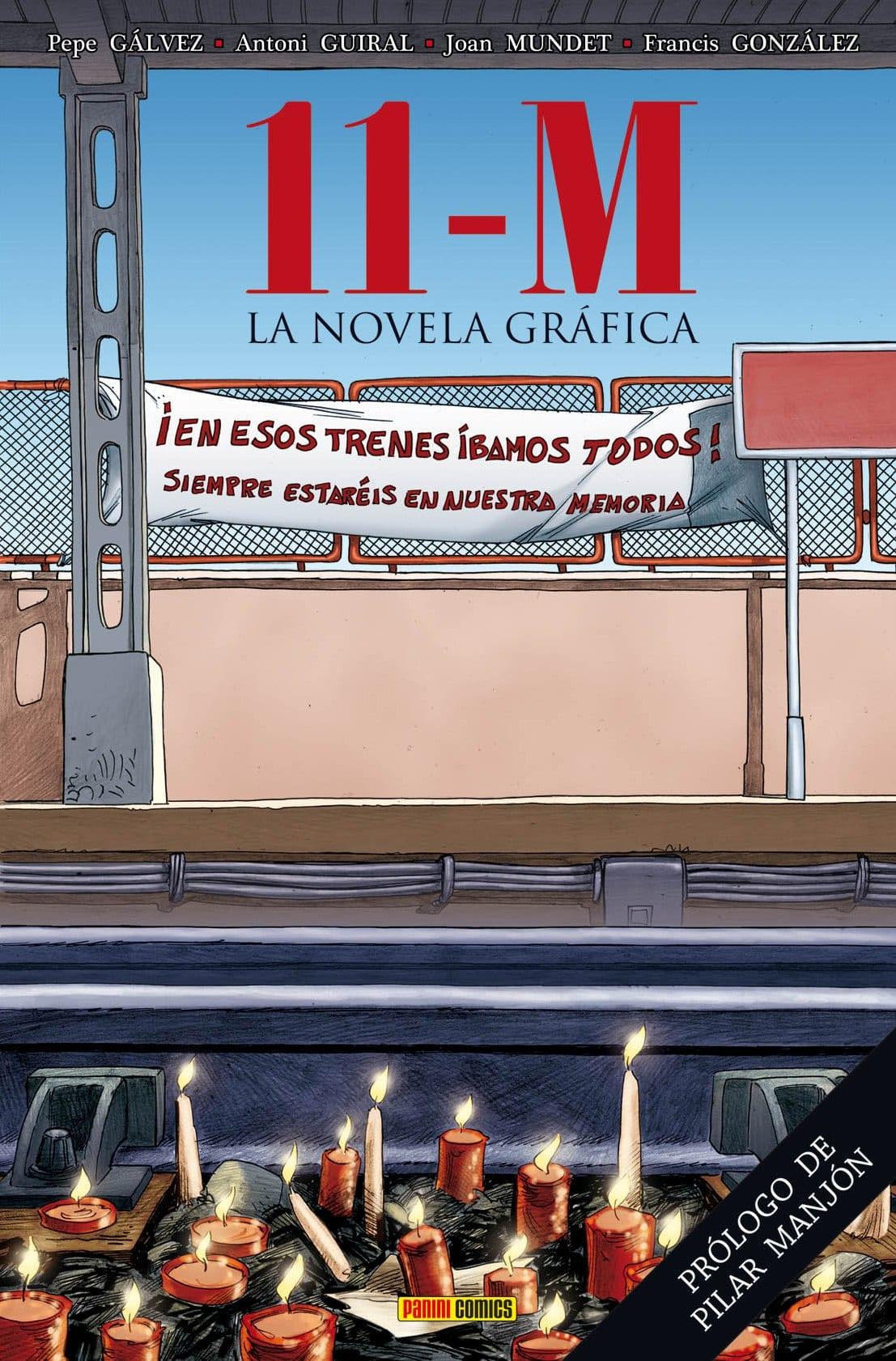 11-M, La Novela Gráfica