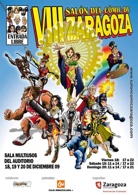 VII Salón del Cómic de Zaragoza