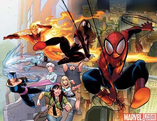 Ultimate Spiderman 001