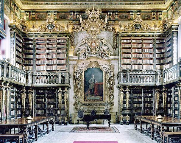 Biblioteca Geral da Universidade de Coimbra IV