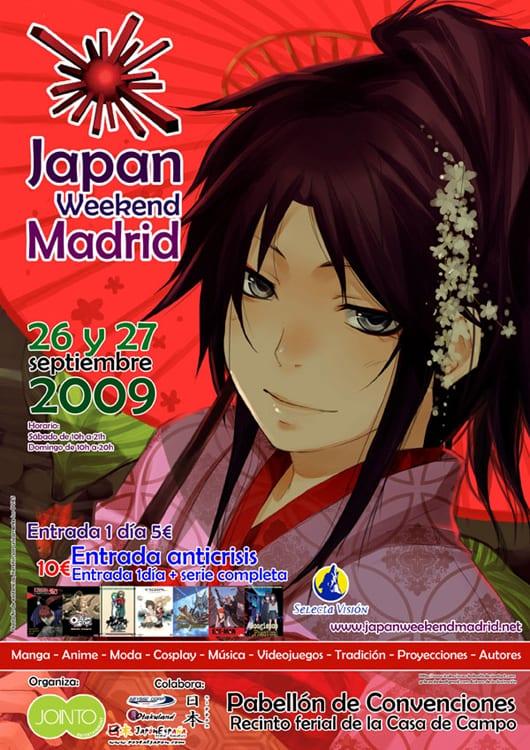 Japan Weekend Madrid 09