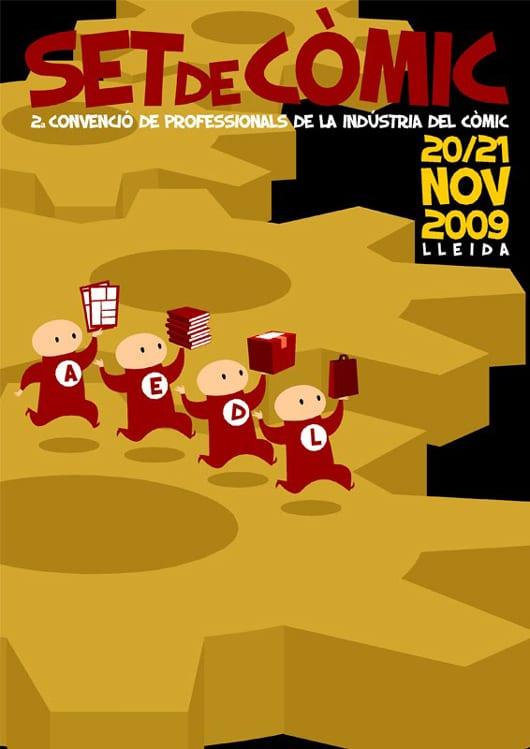Set de Comic 2009