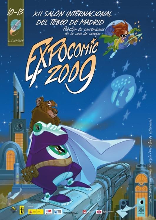 Expocomic 2009