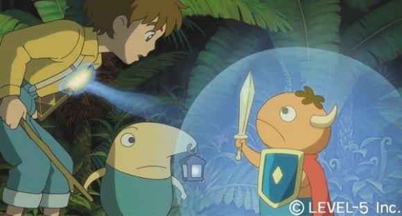 El videojuego del Studio Ghibli