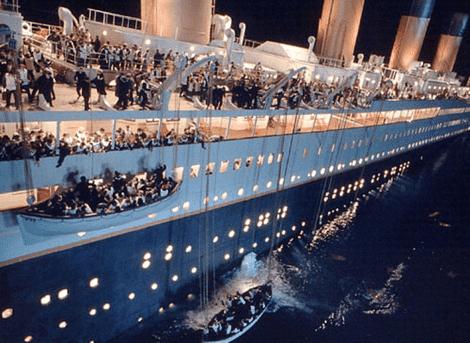 El hundimiento del Titanic Morgan Robertson