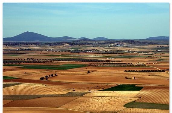 Resultado de imagen de campos de castilla