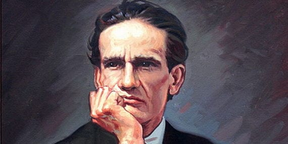 Retrato de César Vallejo