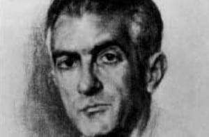 Retrato de Blas de Otero
