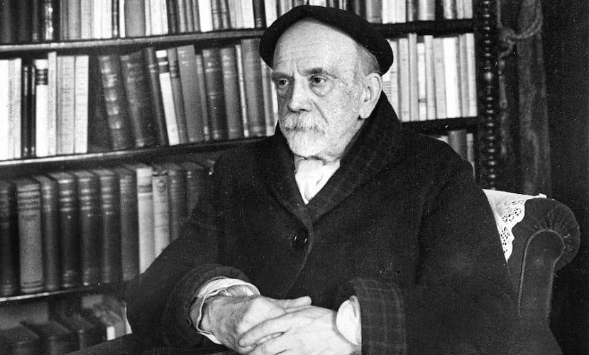 Foto de Pío Baroja y Nessi