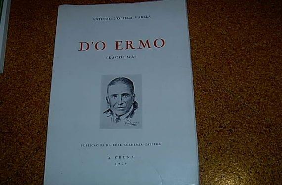Portada dle libro Do Ermo de Noriega Varela