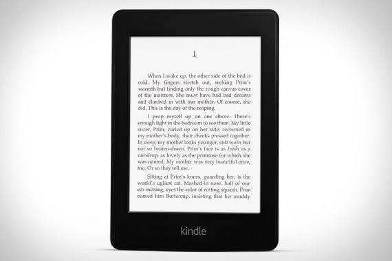 Sorteo kindle paperwhite