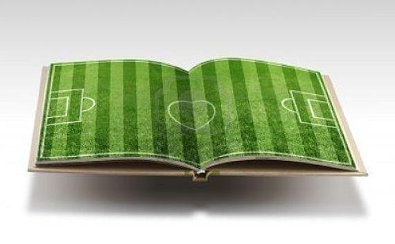 Libro-Campo de fútbol