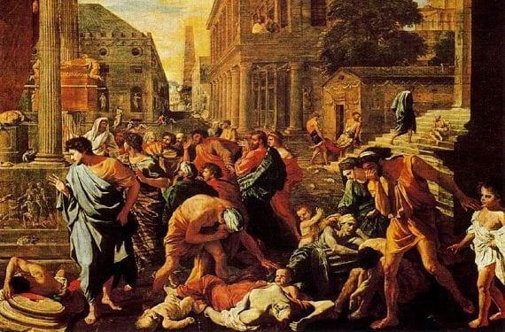 Imagen de la peste