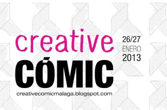 Primera edición de la Creative Cómic Málaga, un evento más relacionado con el mundo del cómic que se celebra en la capital de la Costa del Sol.