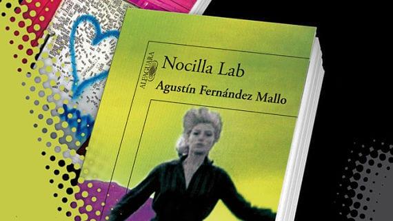 Portada de Nocilla Lab, de Agustín Fernández Mallo