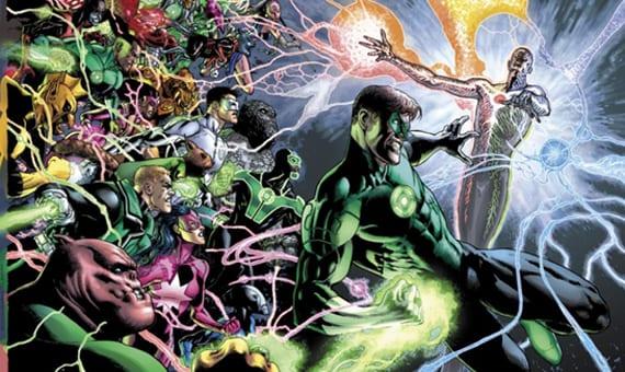 El popular guionista de la DC, Geoff Johns, ha anunciado que va a dejar de escribir las historias de Green Lantern después de hacerse cargo de ella en 2004
