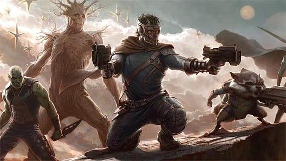 Noticias actualizadas en cuanto a las adaptaciones de los tebeos Guardianes de la Galaxia y Kick Ass 2 a la pantalla grande.