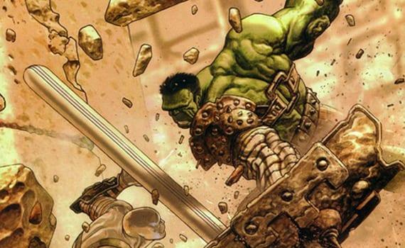 Se prepara una adaptación al cine de la saga World War Hulk, obra de Greg Pak y Carlo Pagulayan