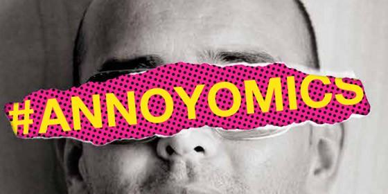 #annoyomics de Risto Mejide