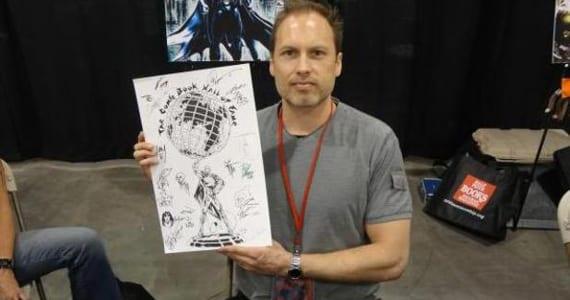 El dibujante Scott Clark (Stormwatch, Grifter, Batman Inc.) ha fallecido durante esta semana a la edad de 43 años
