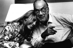 Cela y su mujer Marina Castaño