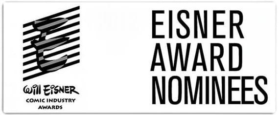 Nominados Eisner 2013
