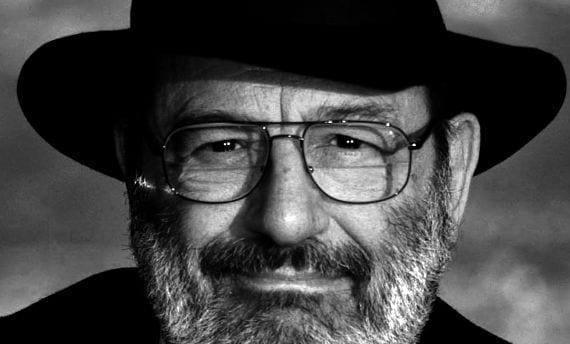 Foto de Umberto Eco