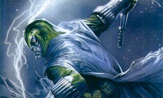 Ronan el Acusador podría ser uno de los villanos de la adaptación al cine de Guardianes de la Galaxia, aunque de momento se trata solo de un rumor.
