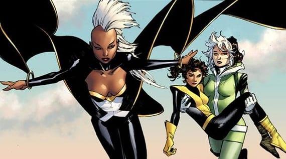 X-Men 1 es la nueva etapa de una de las colecciones señeras por excelencia que esta vez se renueva con Wood y Coipel armando un equipo compuesto integramente por Mujeres-X