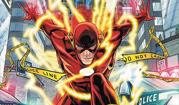 Flash tendrá su propia serie de televisión en el canal CW